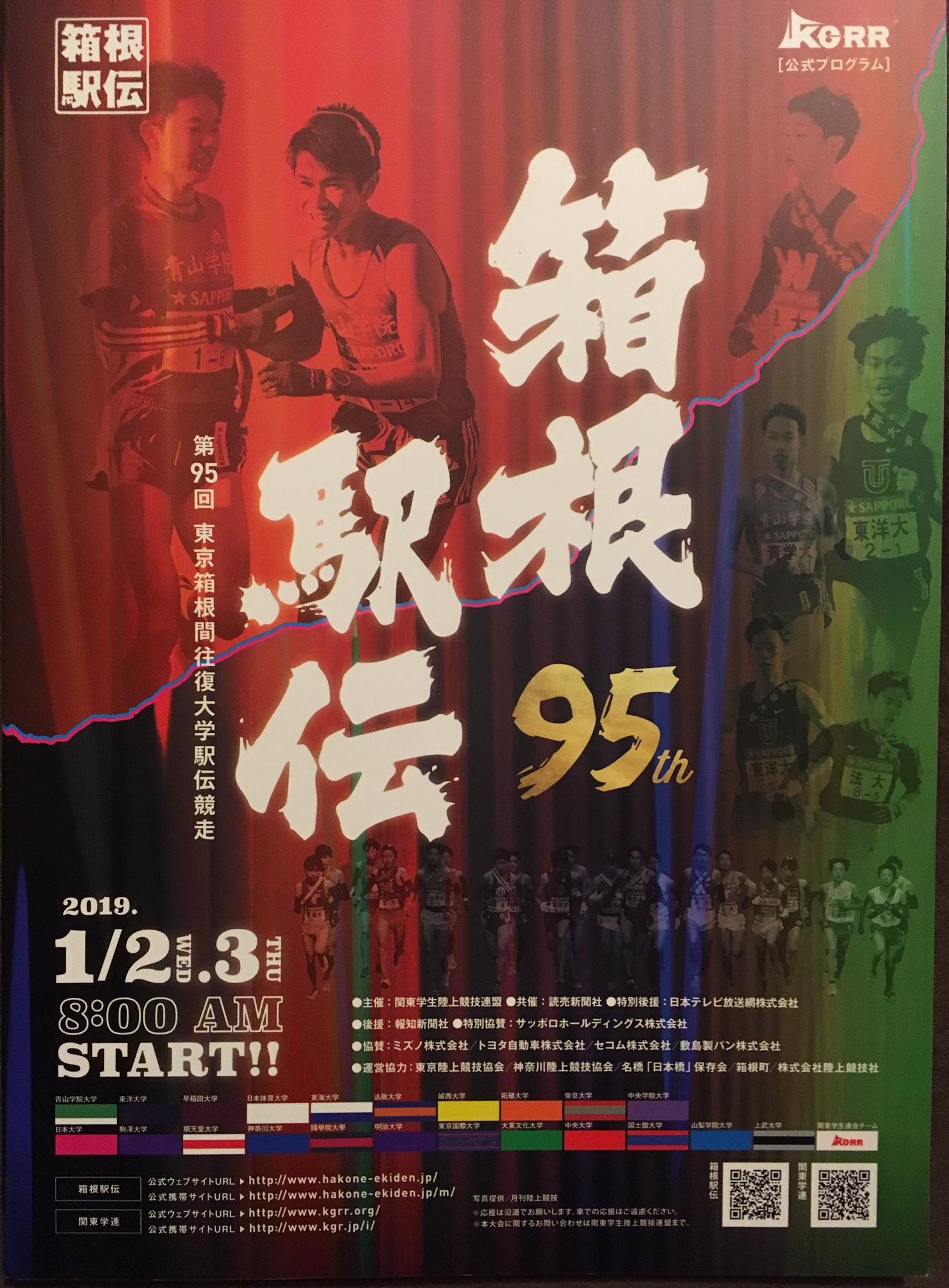 箱根駅伝2019のトップ3全選手+αを「採点」する