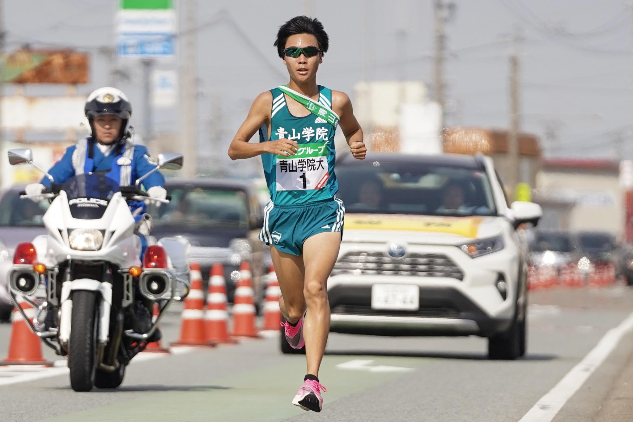 𠮷田圭太、青学大の〝真のエース〟になるために足りなかったもの