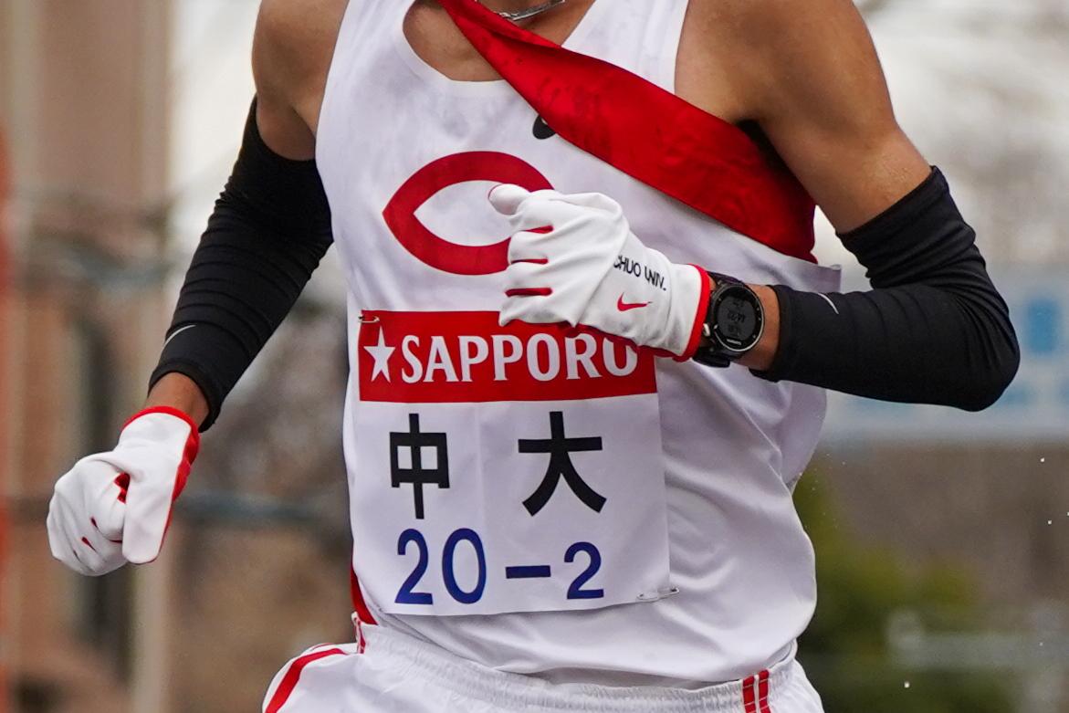 U20日本記録更新の吉居大和、伝統の〝Cマーク〟を輝かせる存在へ