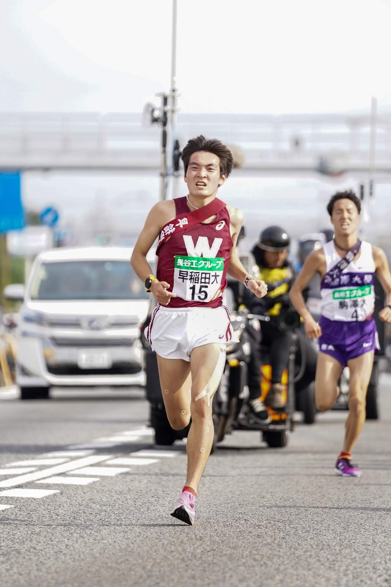 中谷雄飛 世代No.1選手から〝世界で戦える〟選手へ